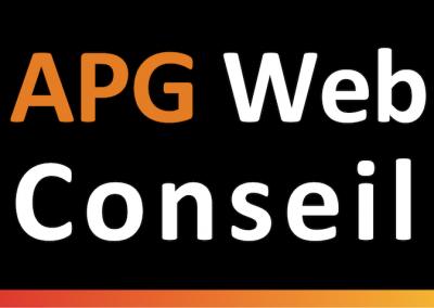Logo APG Web Conseil