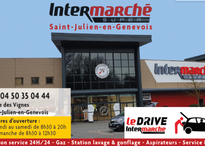 Intermarché Saint-Julien